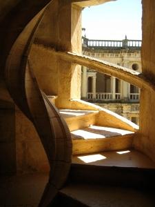 Light and shadow.  Convento do Cristo, Tomar.