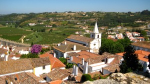 The medieval magic of Obidos
