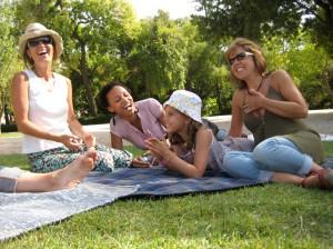 Good times- Sara, Rosa, Bibi, Raquel